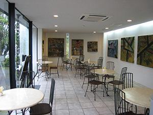 画廊喫茶レジェ