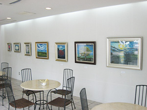 画廊・喫茶レジェ