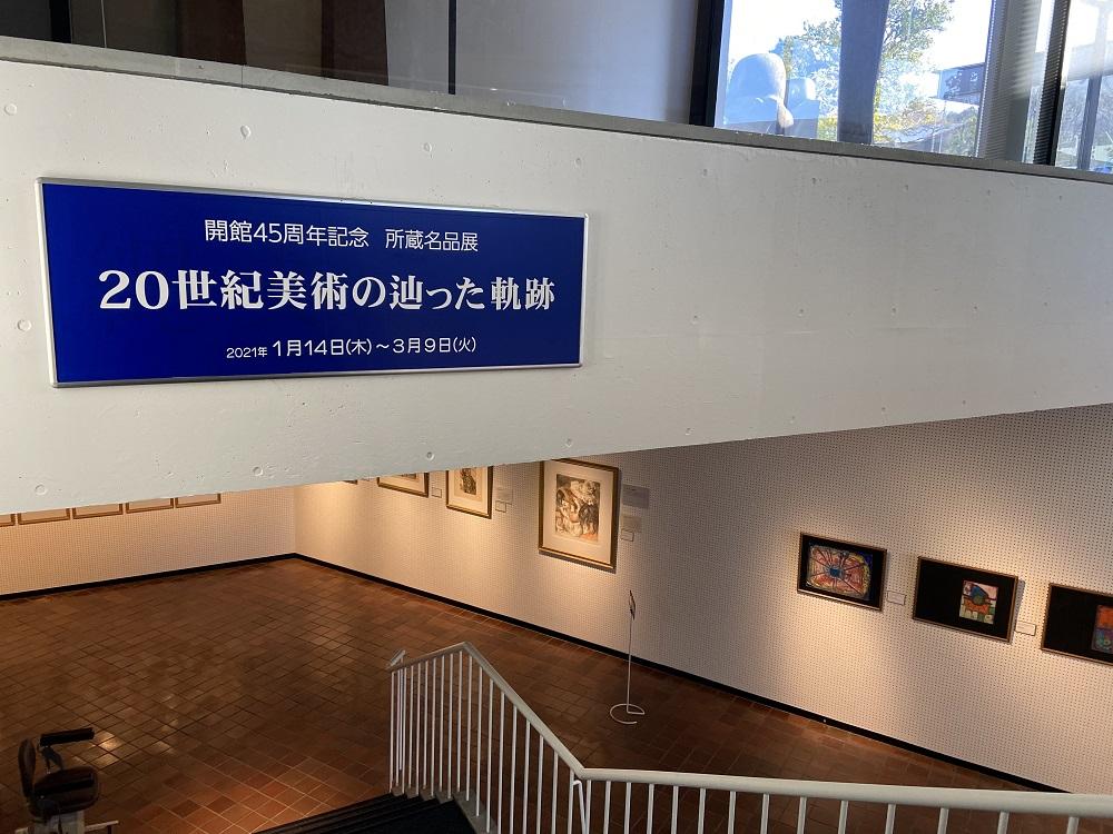 所蔵名品展 20世紀美術の辿った軌跡